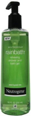 Neutrogena Rainbath Renewing Shower And Bath Gel Pear And Green Tea