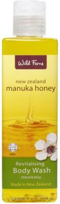 Wild Ferns New Zealand's Manuka Honey Revitalising Body Wash