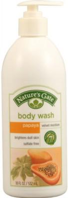 Nature's Papaya Velvet Moisture Body Wash