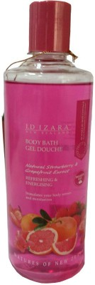ID Body Bath Natural Strawberry Grape Fruit