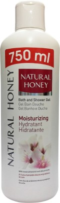 Natural Honey Bath Gel Moisturizing