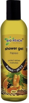 BIO REACH PAPAYA SHOWER GEL