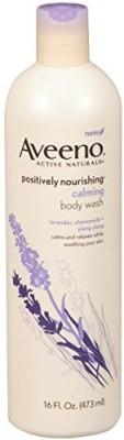 Aveeno Active Naturals Calming Lavender Chamomile + Ylang Ylang 473