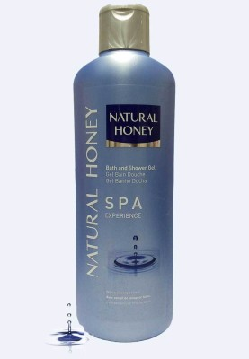 Natural Honey SPA Experience Bath and Shower Gel