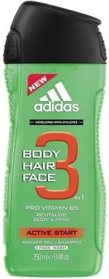Adidas 3 in 1 Pro Vitamin B5
