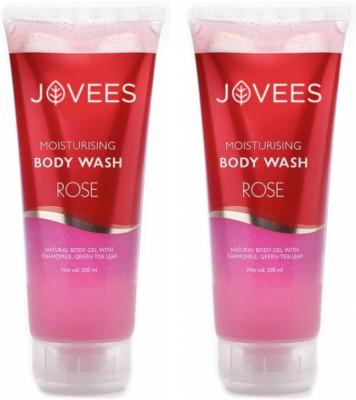 Jovees Jovees Moisturising Body Wash - Rose