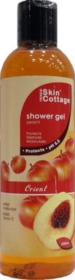 Skin Cottage Orient Peach Shower Gel Ph 5.5 Imported