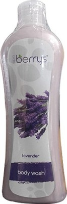 Berrys Spa Lavender Body Wash