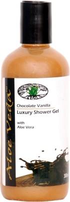 Aloe Veda Chocolate Vanilla Luxury Shower Gel