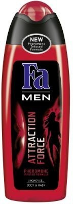 Generic Men Attraction Force Body And Hair Shower Gel(248.388 ml) at flipkart