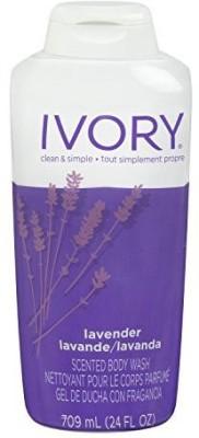 Ivory Lavender Pack of 6