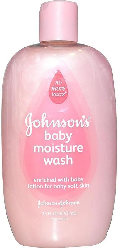 Johnson's Baby MOISTURE CARE BABY WASH(443 ml)