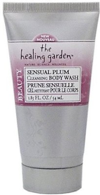 The Healing Garden Cleansing Sensual Plum: