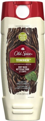 Old Spice Body Wash Timber