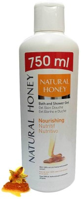 Natural Honey Bath Gel Nourishing