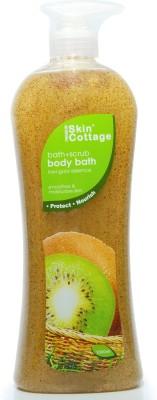 Skin Cottage Kiwi Gold Shower Scrub