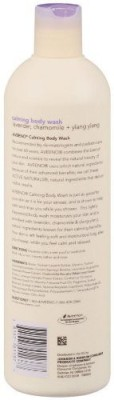 Aveeno Positively Nourishing Aveeno Calming Body Wash(473 ml)