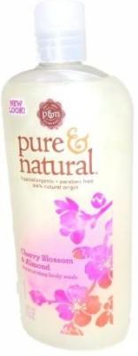 Pure & Natural Moisturizing Cherry Blossom & Almond