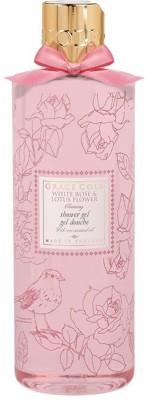 Grace Cole White Rose & Lotus Flower Cleansing Shower Gel