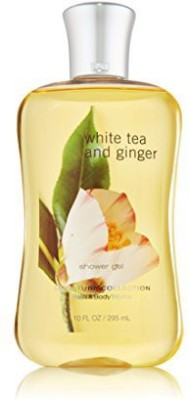 Bath & Body Works White Tea And Ginger Pleasures Collection