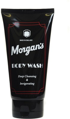 Morgan's Body Wash for Deep Cleaning & Invigorating