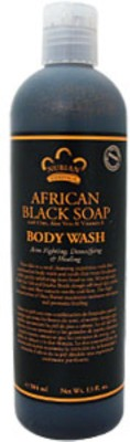 Nubian Heritage Body Wash African Black Soap