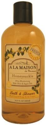A La Maison La Maison Shower Gel, Honeysuckle, 16.9 Fluid Ounce(33.6 g)