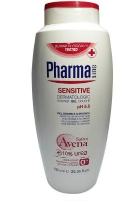 Pharma Line Sensitive Dermatological Shower Gel