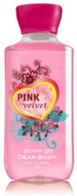 Dear Body Pink Velvet shower gel