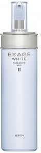 Albion Exage White Pure White Milk II 200g, New(200 g)