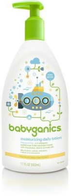 BabyGanics Babyganics Moisturizing Daily Lotion Fragrance Free