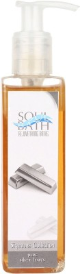 SOUL BATH Soul Bath Silver Body Wash (200ML)