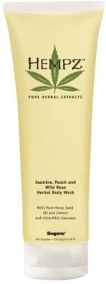 Hempz Jasmine Peach and Wild Rose Herbal
