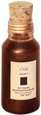 Nyah Chocolate F& B Bath Gel 70 ML