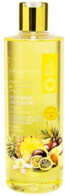 Grace Cole Fruit Works – Body Wash - Pineapple & Passion Fruit