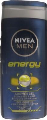 Nivea Energy Shower Gel for Men