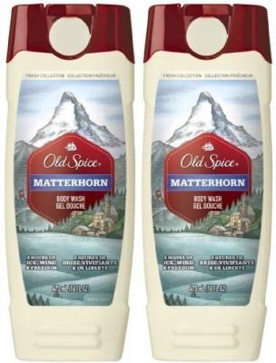 Procter & Gamble Old Spice Matterhorn Pack of 2
