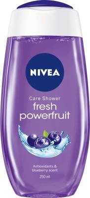Nivea Care shower fresh powerfruit(250 ml)