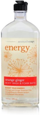 Bath & Body Works Bath Body Works Aromatherapy Energy Orange Ginger Foam Bath