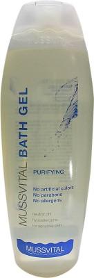 Mussvital Skin Purifying Bath Gel