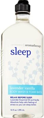 Bath & Body Works Aromatherapy Sleep Lavender Vanilla
