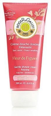Roger & Gallet Gentle Shower Cream Relaxing eur de Figuier