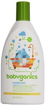 BabyGanics Babyganics Extra Gentle Bubble Bath and Fragrance Free