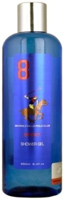 Beverly Hills Polo Club Sports No 8