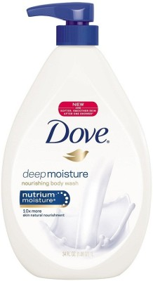 Dove Deep Moisture Body Wash Pump