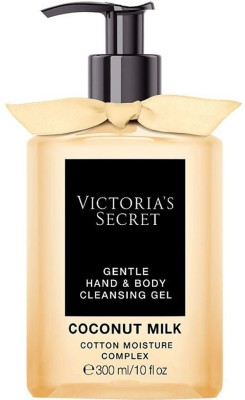 Victoria's Secret Coconut Milk Gentle Hand & Body Cleansing Gel