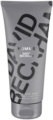 David David Beckham Homme Hair & Body Wash
