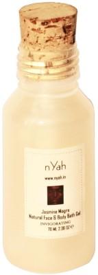 Nyah Jasmine Mogra F& B Bath Gel 70 ML