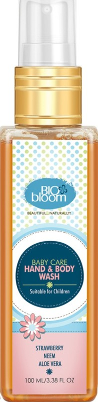 BioBloom Baby Hand & Body Wash(100 ml)
