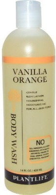 Plantlife Vanilla Orange or made with organic ingredients and 100% pure essential oils